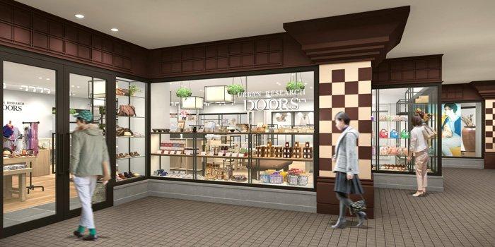 2014年3月26日(水)東京ディズニーリゾート<br />(TDR、浦安市)内の複合型商業施設<br />「イクスピアリ」にイクスピアリ店オープン