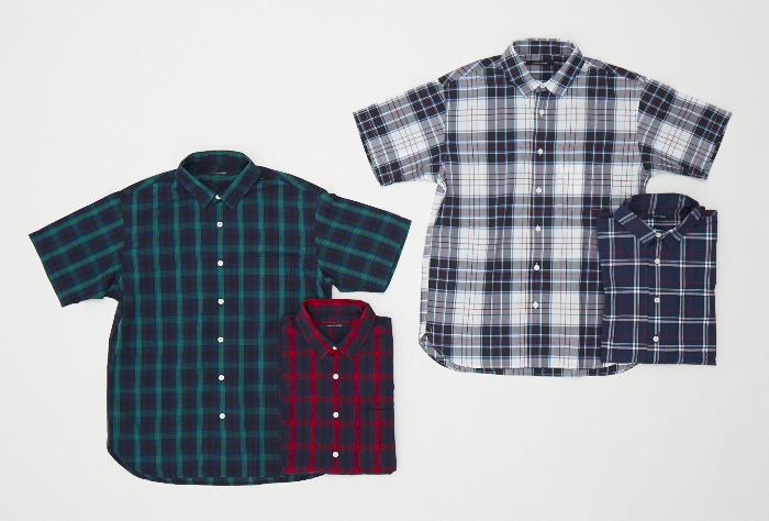 アイテム02 コットンシャツ