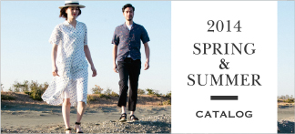 2014 SPRING & SUMMER WEB CATALOG