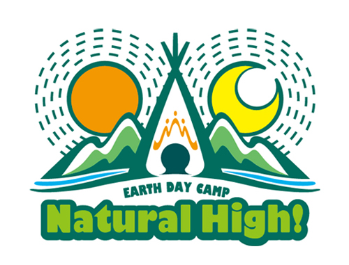 EARTH DAY CAMP Natural High! 2015</br>参加のお知らせ
