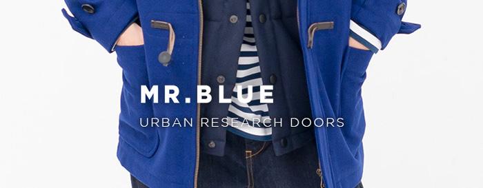ONLINE STORE :「MR.BLUE」