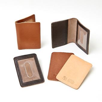 IL BISONTE purse case画像