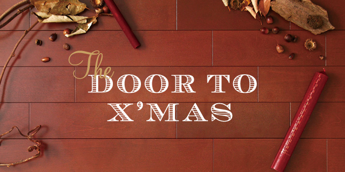 The DOOR to Christmas