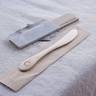 オリジナルバターナイフを作る