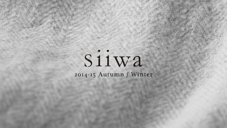 siiwa 2014-15 Autumn / Winter