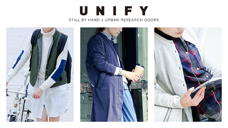 UNIFY 2014-15A/W COLLECTION