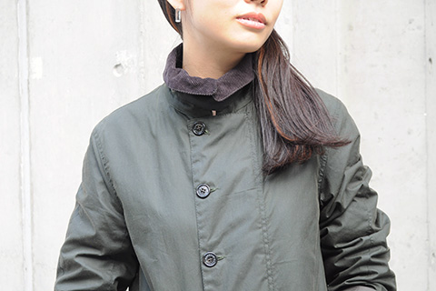 Barbour STYLE WOMEN 01 ポイント