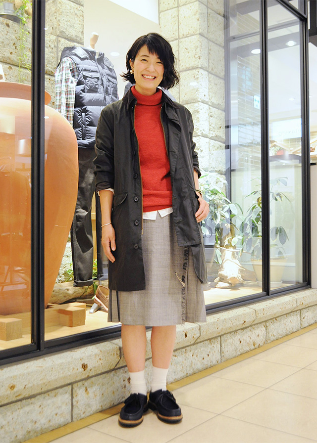 Barbour STYLE WOMEN 03