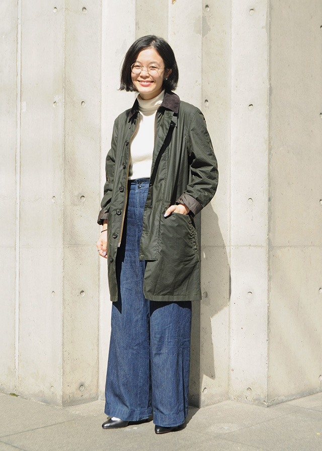 Barbour STYLE WOMEN 04