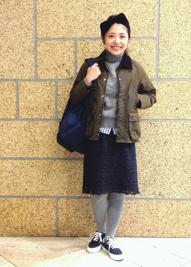 Barbour STYLE WOMEN 05