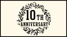 堺店 10th Anniversary