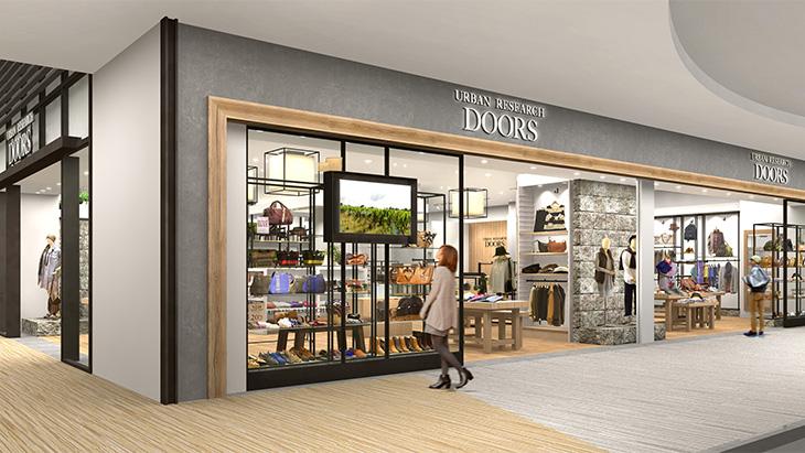 2014年10月30日(木)<br />『URBAN RESEARCH DOORS ららぽーと和泉店』がグランドオープン