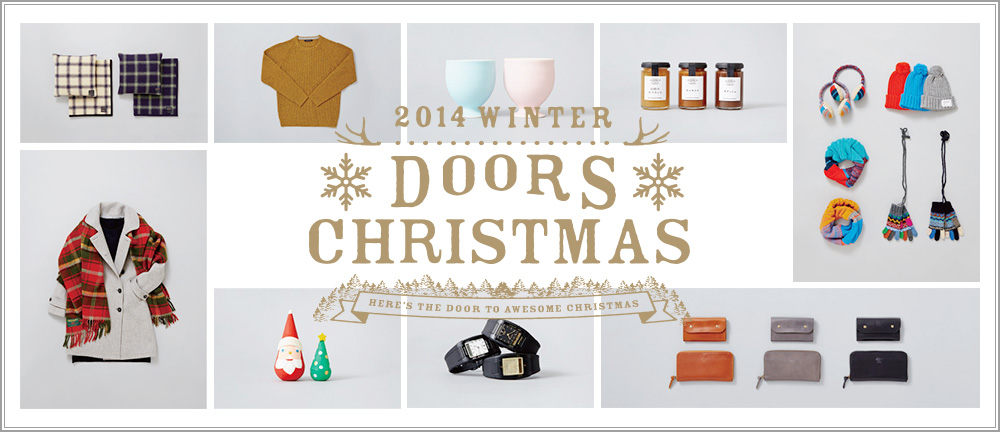 2014 WINTER DOORS CHRISTMAS