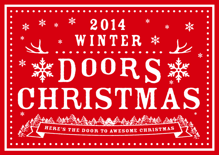 2014 WINTER<br />DOORS CHRISTMAS