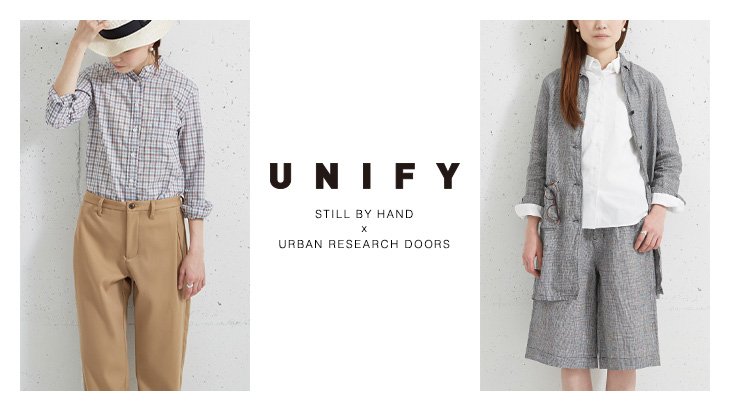 UNIFY 2015S/S COLLECTION