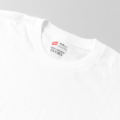 Tシャツ襟元