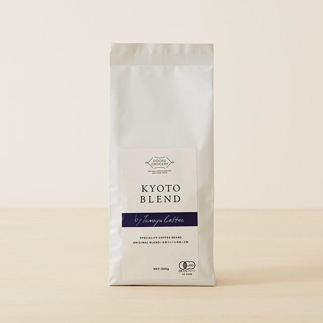 DOORS GROCERY × tamaya coffee -kyoto blend-