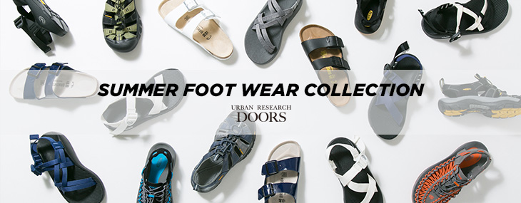 SUMMER FOOT WEAR COLLECTION