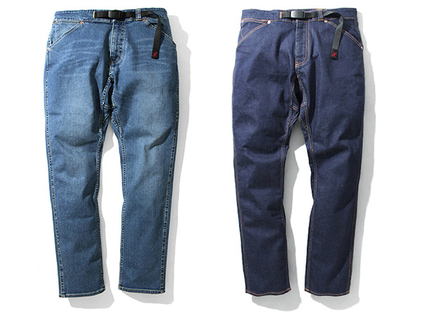 Mt Design 3776 × Gramicci  別注デニムMountain Pants
