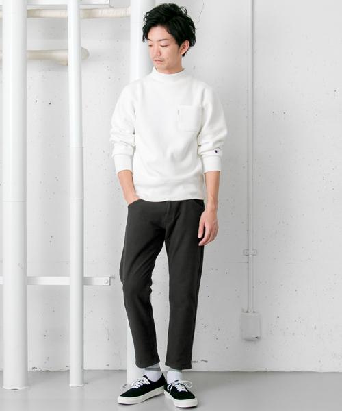 Champion×Mt Design 3776 RW HIGH NECK SWEAT SHIRTS