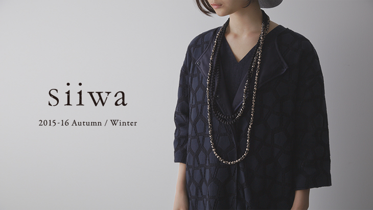 siiwa 2015 Autumn / Winter