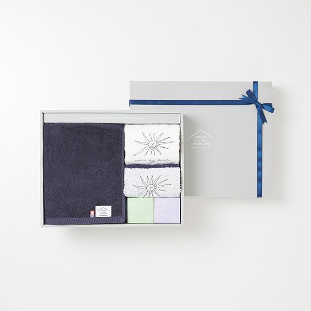 DOORS LIVING PRODUCTS Towel・SOAPセット