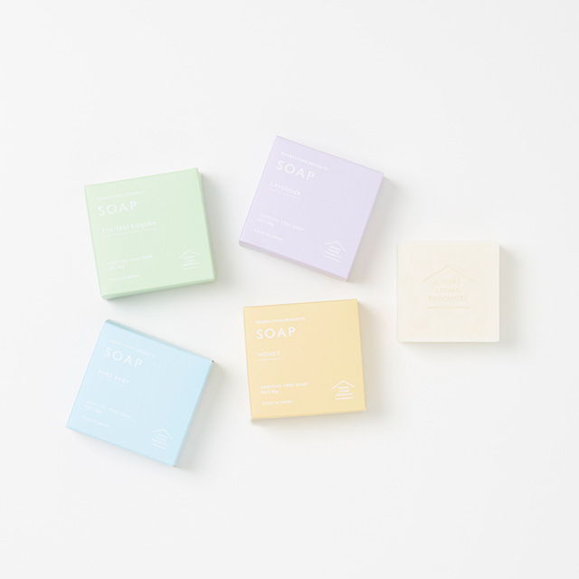DOORS LIVING PRODUCTS SOAP