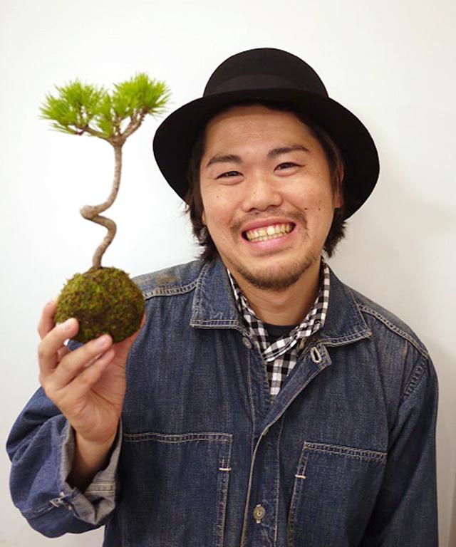 盆栽バイヤー
