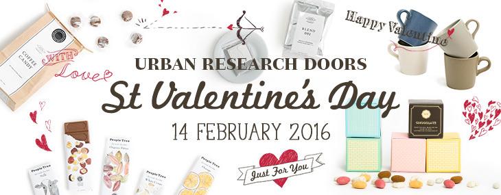 ONLINE STORE Valentine's Day