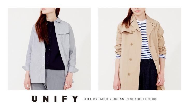 UNIFY 2016S/S COLLECTION
