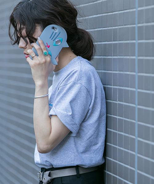 ネコiPhoneケース