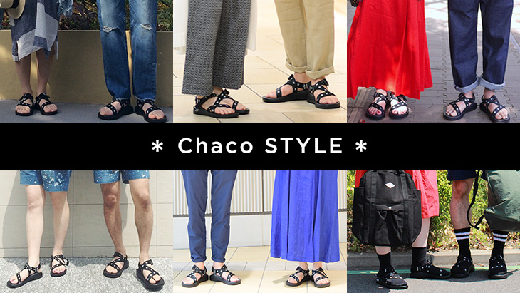 Chaco STYLE