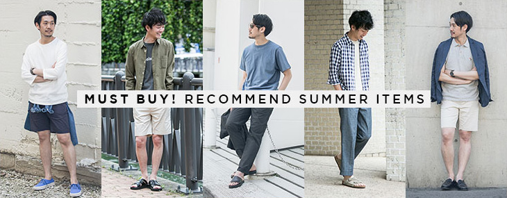 MUST BUY!RECOMMEND SUMMER ITEMS