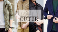 "The Guide to Essential Wardrobe For ""OUTER"""