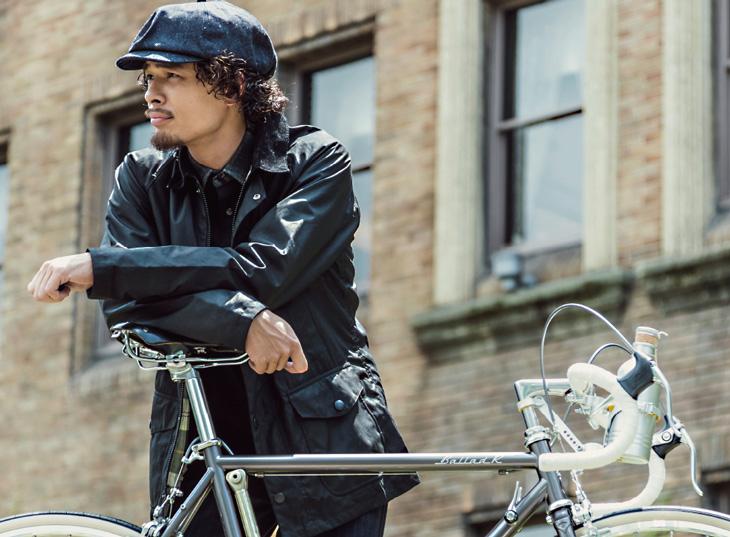 """【FUJI × URBAN RESEARCH DOORS】<br />コラボレーションカタログ""""LIFE CYCLE""""を店頭配布中"""