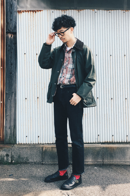 Barbour STYLE MEN 01