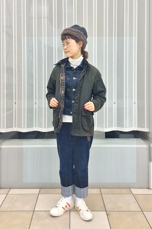 Barbour STYLE WOMEN 02