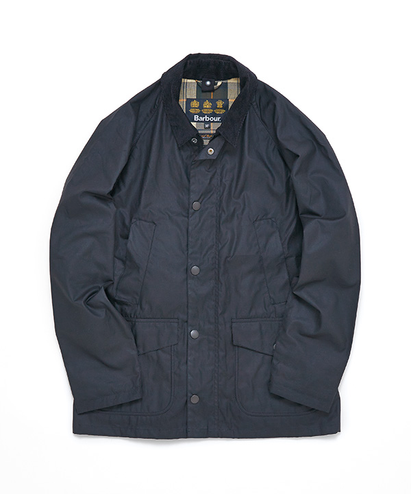 Barbour×DOORS CODELE SL BK DOORS別注