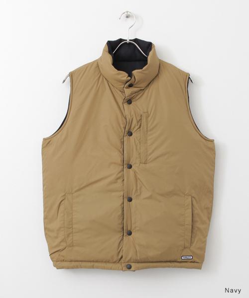 FIDELITY 別注 Down Vest