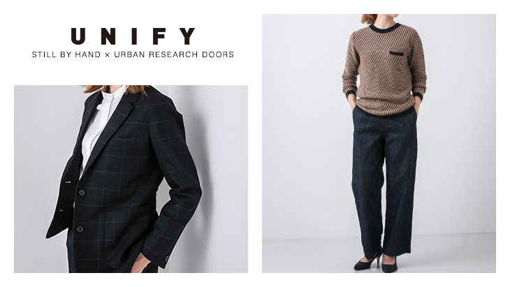 UNIFY 2016AUTUMN COLLECTION