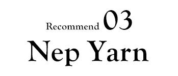 Nep Yarn