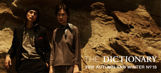 2016 Spring&Summer THE DICTIONARY