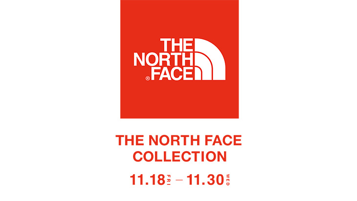 THE NORTH FACE COLLECTION