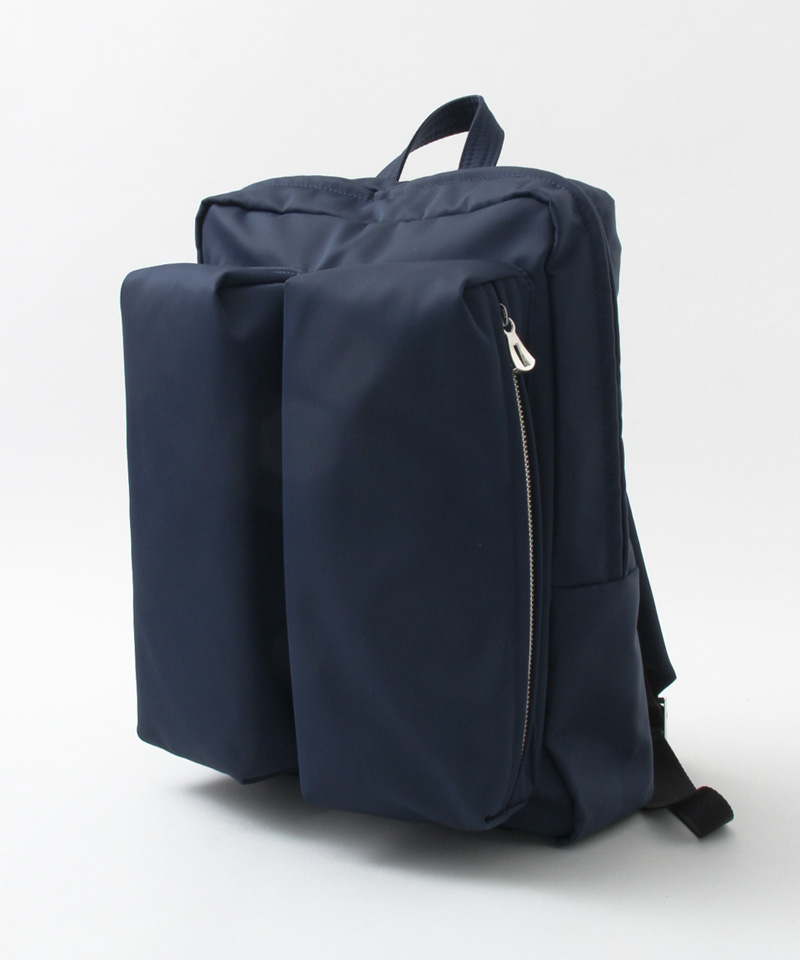 iTADAKI × URBAN RESEARCH DOORS DAYPACK NAVY