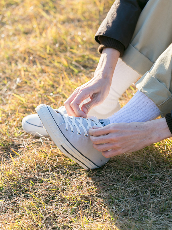 CONVERSE ALL STAR OXSTYLE MEN 04 ポイント