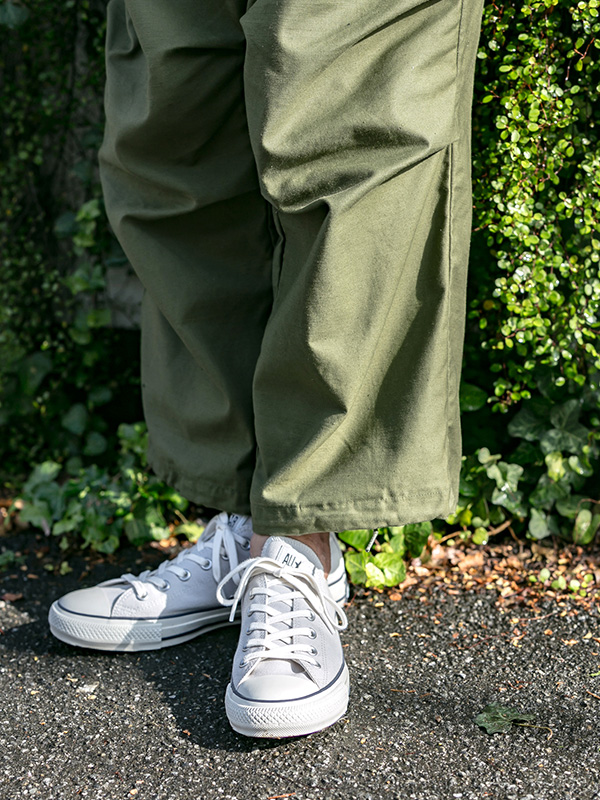 CONVERSE ALL STAR OXSTYLE MEN 05 ポイント