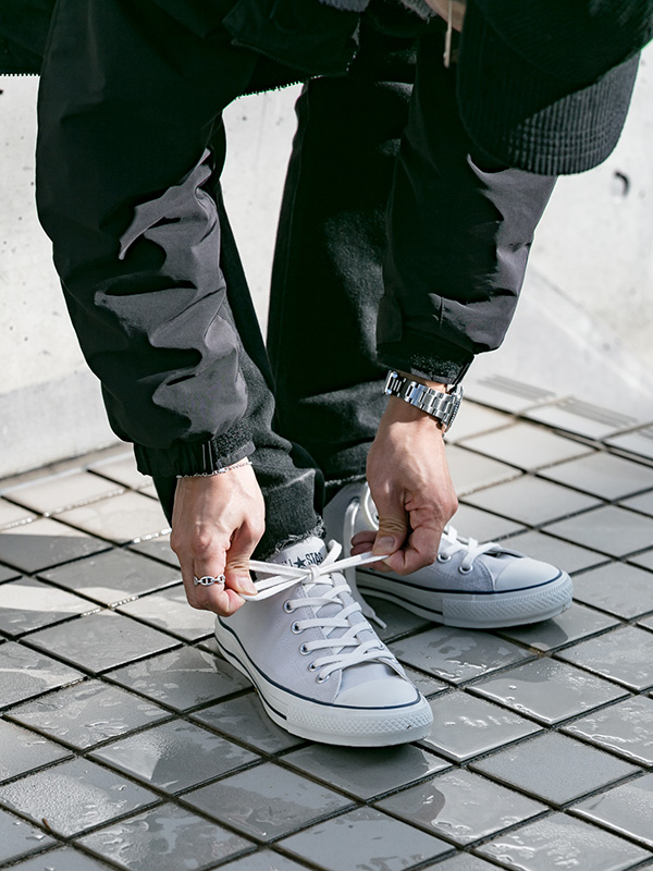 CONVERSE ALL STAR OXSTYLE MEN 06 ポイント