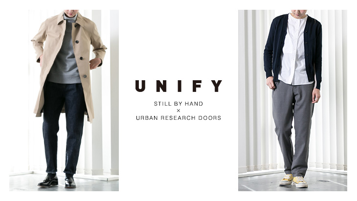 UNIFY 2017 PRE SPRING COLLECTION