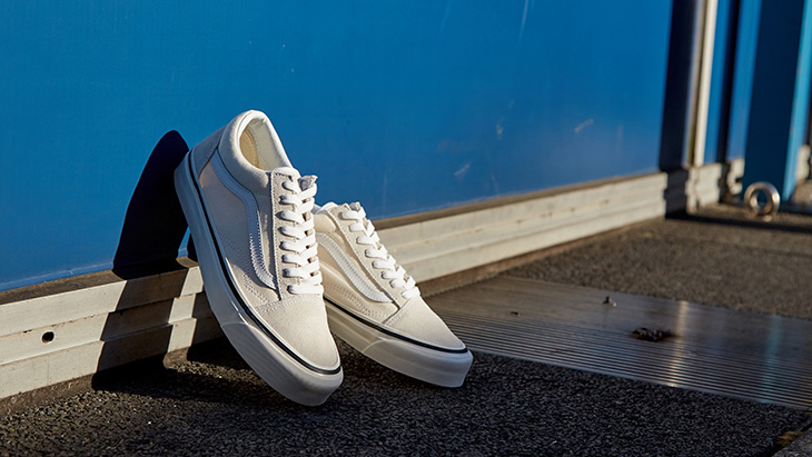 """VANS"" Old Skool 36 DX<br />『Anaheim Factory Collection』の店舗限定販売を開始"