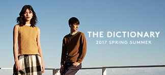 2017 Spring Summer THE DICTIONARY